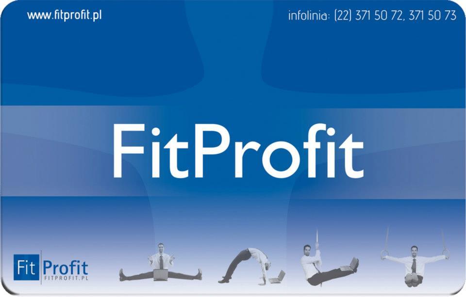 FITPROFIT – Nowy partner już od 1 lutego 2019