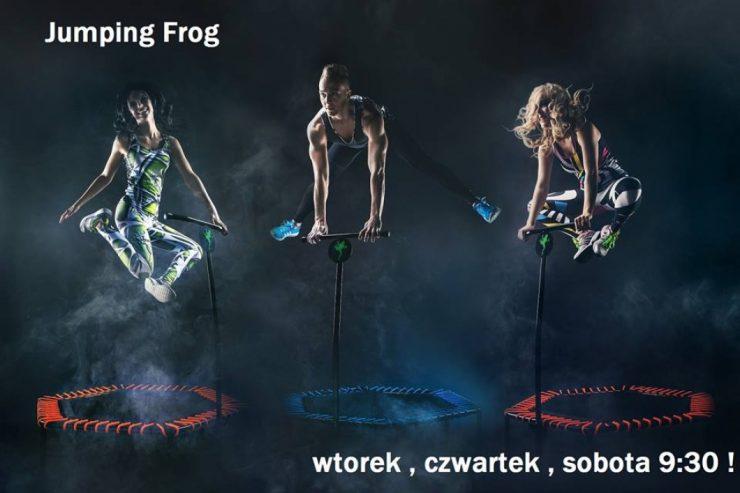Jumping Frog zajęcia ranne