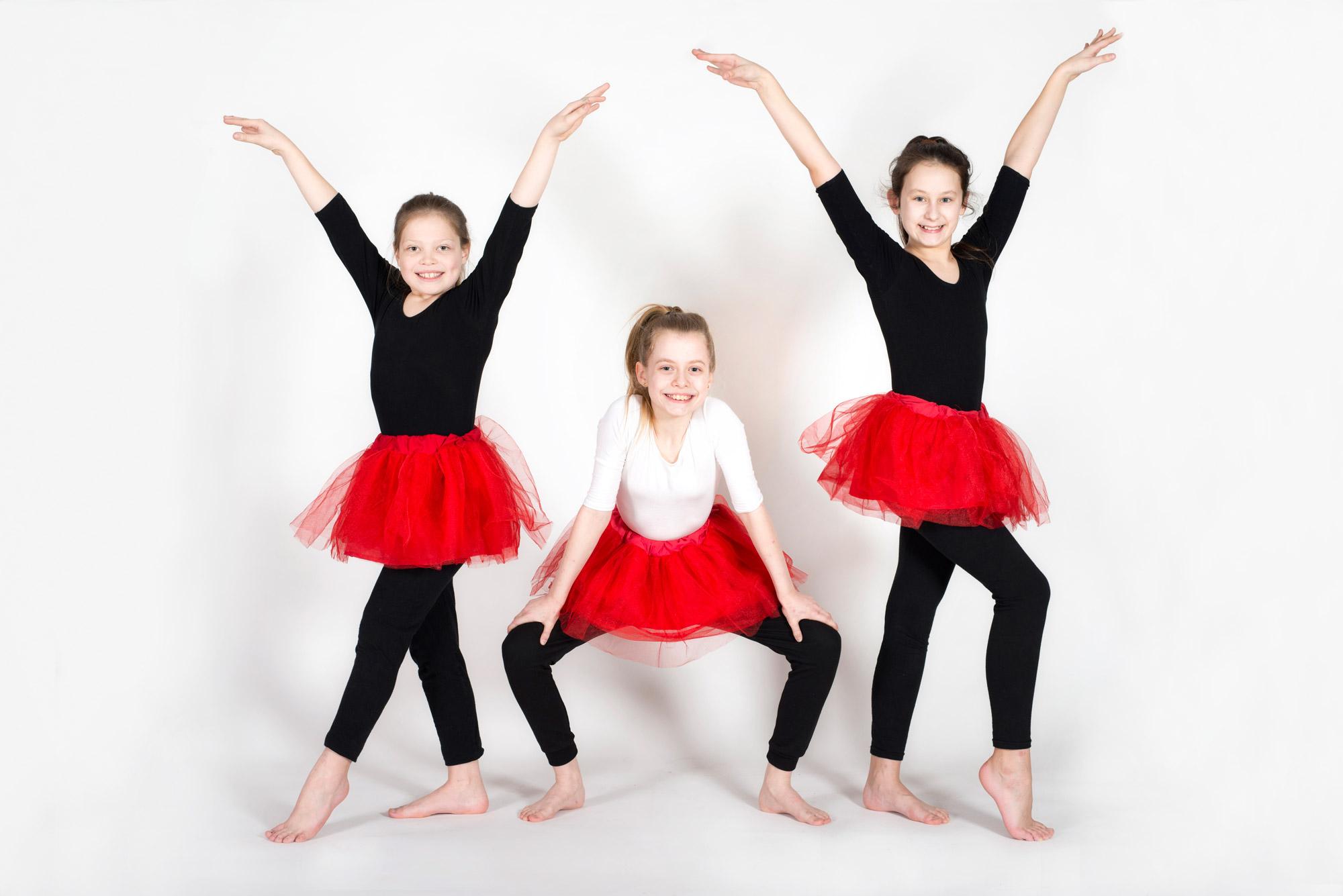 Taniec Nowoczesny 6-10lat