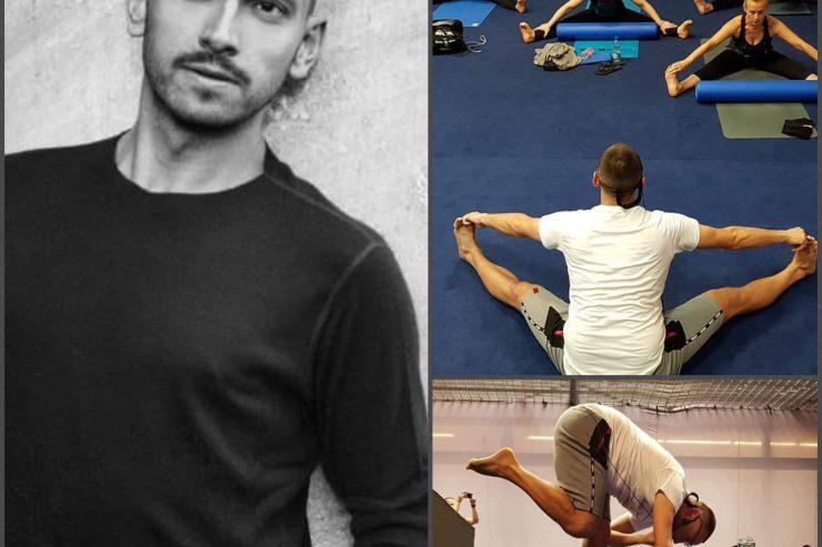 27.05.2019 – Pilates z Grzegorzem !