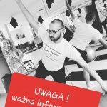 UWAGA 24.06.2019 –> ZMIANA W GRAFIKU !!!