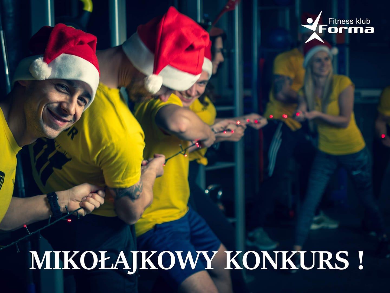 Mikołajkowy Konkurs :)