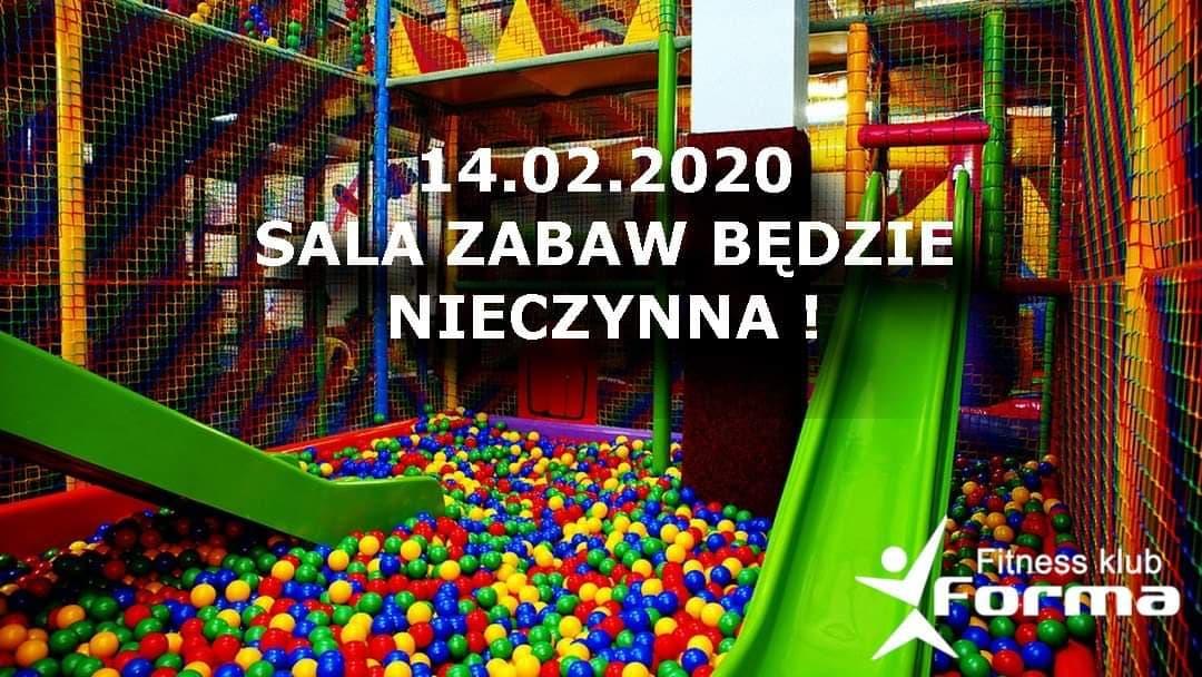 14.02.2020 SALA ZABAW