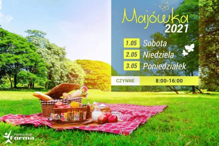 MAJÓWKA 2021