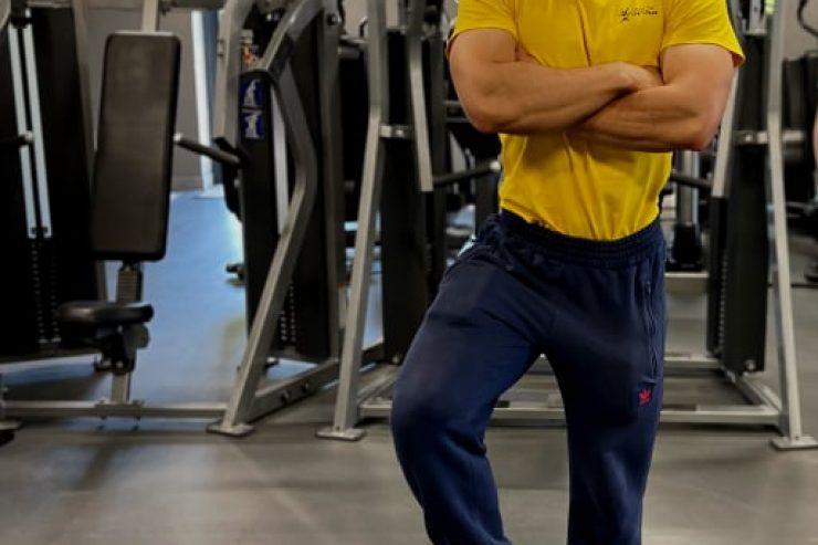 Fitness Klub Forma wita Emiliana !
