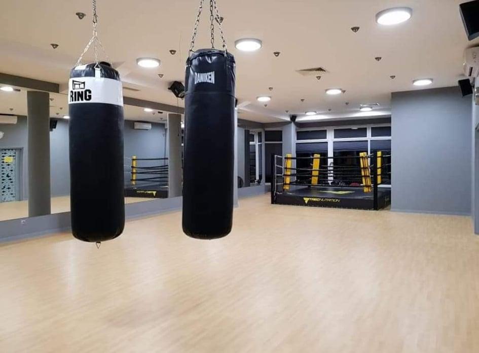 Dodatkowe zajęcia boksu: NIEDZIELA 11:00